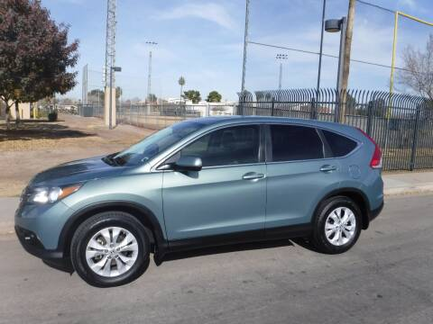 2012 Honda CR-V for sale at J & E Auto Sales in Phoenix AZ