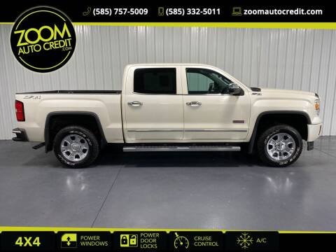 2014 GMC Sierra 1500 for sale at ZoomAutoCredit.com in Elba NY