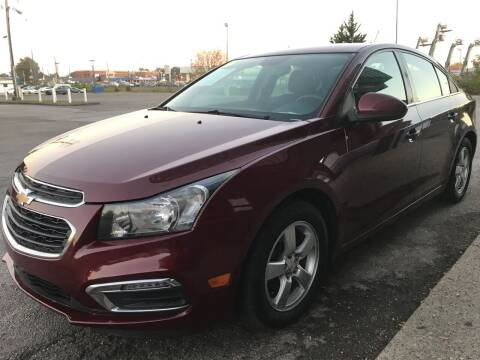 2016 Chevrolet Cruze Limited for sale at 5 STAR MOTORS 1 & 2 - 5 STAR MOTORS in Louisville KY