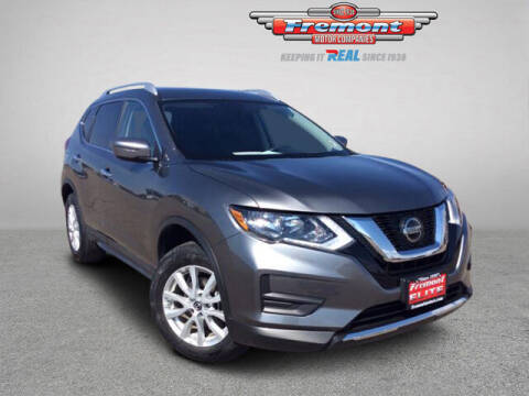 2019 Nissan Rogue for sale at Rocky Mountain Commercial Trucks in Casper WY