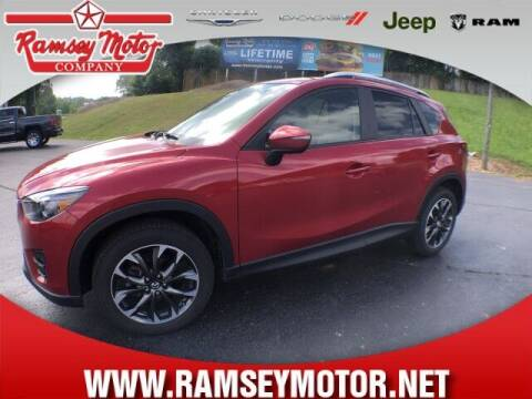 2016 Mazda CX-5 for sale at RAMSEY MOTOR CO in Harrison AR