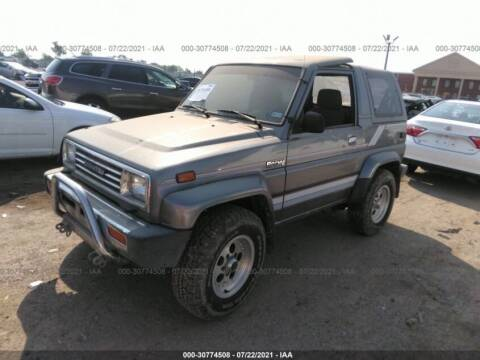 1990 Daihatsu Rocky for sale at OVE Car Trader Corp in Tampa FL