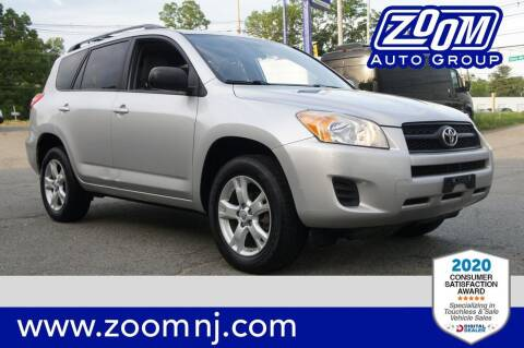 2012 Toyota RAV4 for sale at Zoom Auto Group in Parsippany NJ