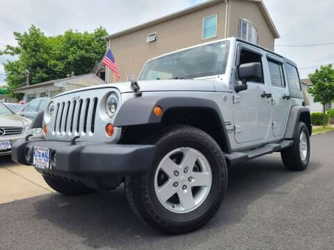 2012 Jeep Wrangler Unlimited for sale at Express Auto Mall in Totowa NJ