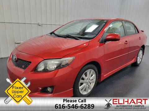 2009 Toyota Corolla for sale at Elhart Automotive Campus in Holland MI