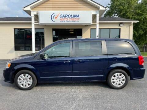 2014 Dodge Grand Caravan for sale at Carolina Auto Credit in Youngsville NC