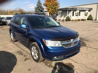 2010 Dodge Journey for sale at WELLER BUDGET LOT in Grand Rapids MI