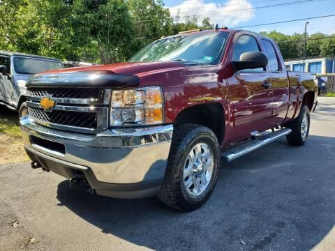 2013 Chevrolet Silverado 2500HD for sale at MX Motors LLC in Ashland MA