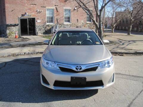 2013 Toyota Camry for sale at EBN Auto Sales in Lowell MA
