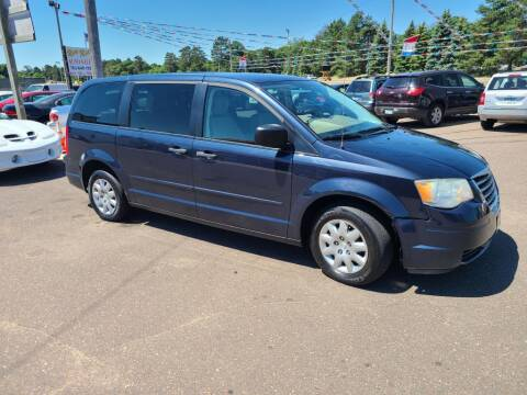 2008 Chrysler Town and Country for sale at Rum River Auto Sales in Cambridge MN