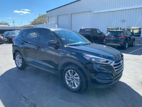 2017 Hyundai Tucson for sale at New Start Auto in Richardson TX