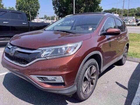 2015 Honda CR-V for sale at Hickory Used Car Superstore in Hickory NC