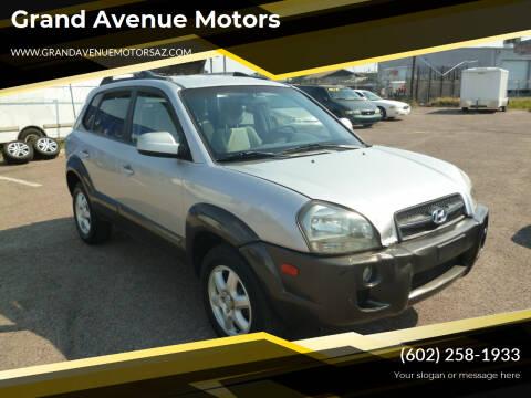 2005 Hyundai Tucson for sale at Grand Avenue Motors in Phoenix AZ