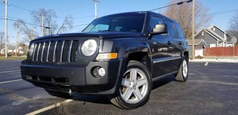 2010 Jeep Patriot for sale at Sinclair Auto Inc. in Pendleton IN