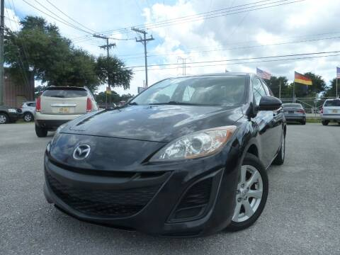 2011 Mazda MAZDA3 for sale at Das Autohaus Quality Used Cars in Clearwater FL