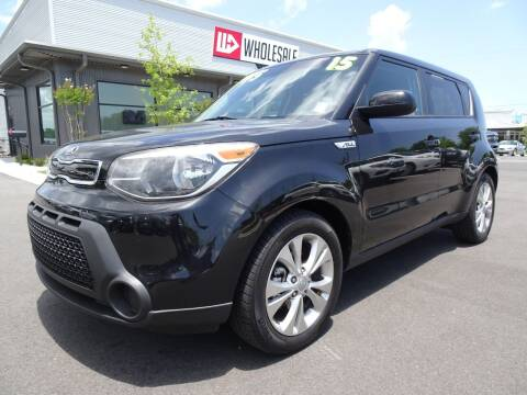 2015 Kia Soul for sale at Wholesale Direct in Wilmington NC