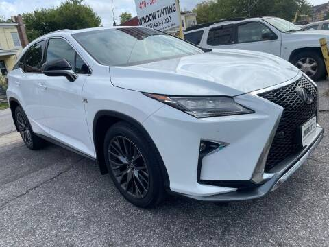 2018 Lexus RX 350 for sale at Murrays Used Cars Inc in Baltimore MD