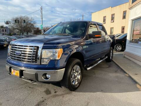 2011 Ford F-150 for sale at ADAM AUTO AGENCY in Rensselaer NY