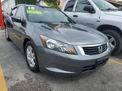 2010 Honda Accord for sale at USA Auto Brokers in Houston TX
