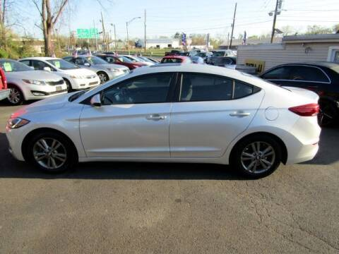 2018 Hyundai Elantra for sale at American Auto Group Now in Maple Shade NJ