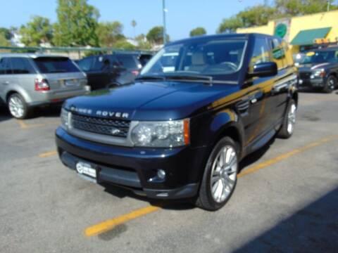 2010 Land Rover Range Rover Sport for sale at Santa Monica Suvs in Santa Monica CA