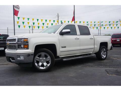 2014 Chevrolet Silverado 1500 for sale at Maroney Auto Sales in Humble TX