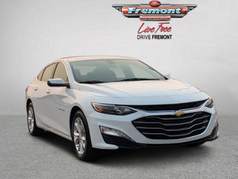2020 Chevrolet Malibu for sale at Rocky Mountain Commercial Trucks in Casper WY