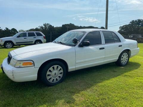 2010 Ford Crown Victoria for sale at Freeman Motor Company in Lawrenceville VA