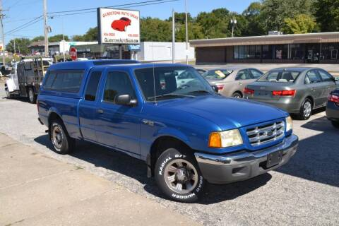 2002 Ford Ranger for sale at GLADSTONE AUTO SALES    GUARANTEED CREDIT APPROVAL in Gladstone MO