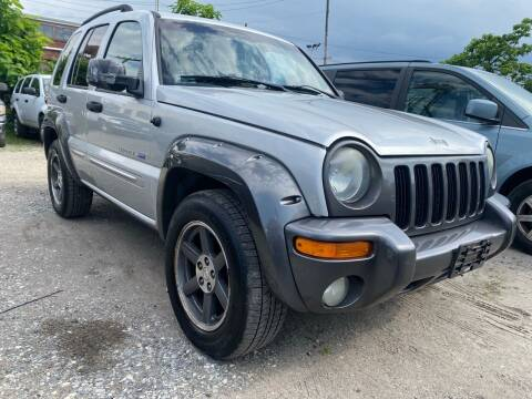 2003 Jeep Liberty for sale at Philadelphia Public Auto Auction in Philadelphia PA