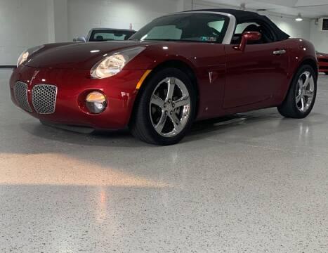 2009 Pontiac Solstice for sale at Hamilton Automotive in North Huntingdon PA