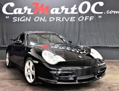 2002 Porsche 911 for sale at CarMart OC in Costa Mesa CA