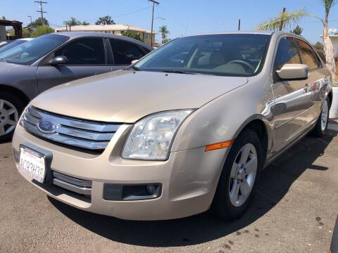2006 Ford Fusion for sale at Paykan Auto Sales Inc in San Diego CA