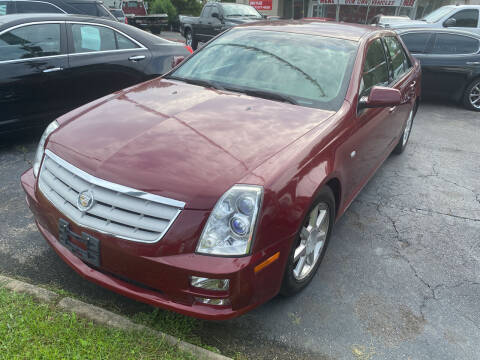 2005 Cadillac STS for sale at Right Place Auto Sales in Indianapolis IN
