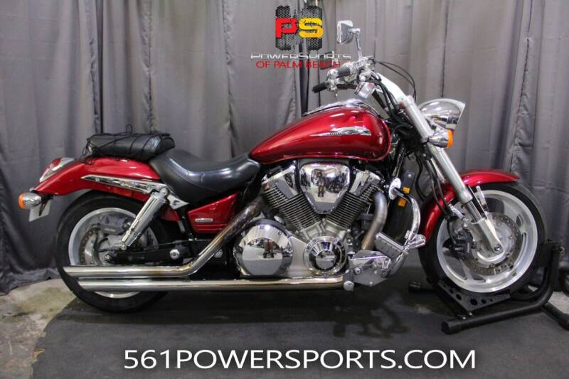 2003 Honda VTX for sale at Powersports of Palm Beach in Hollywood FL