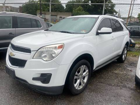 2012 Chevrolet Equinox for sale at Philadelphia Public Auto Auction in Philadelphia PA