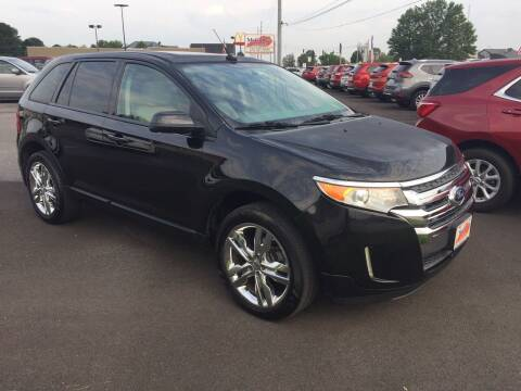 2013 Ford Edge for sale at McCully's Automotive - Trucks & SUV's in Benton KY