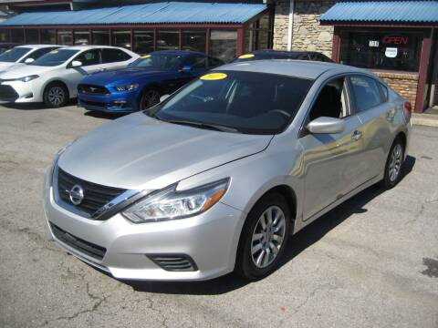 2017 Nissan Altima for sale at Import Auto Connection in Nashville TN