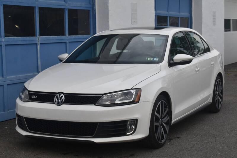 2013 Volkswagen Jetta for sale at IdealCarsUSA.com in East Windsor NJ