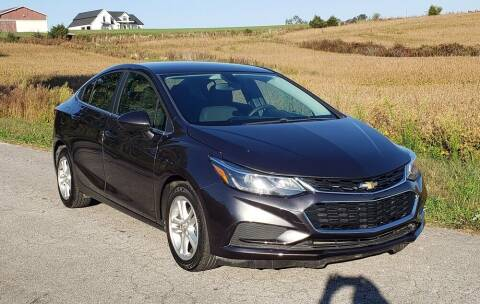 2016 Chevrolet Cruze for sale at South Kentucky Auto Sales Inc in Somerset KY