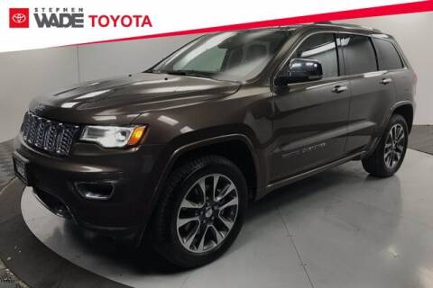2017 Jeep Grand Cherokee for sale at Stephen Wade Pre-Owned Supercenter in Saint George UT