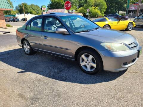 2004 Honda Civic for sale at Johnny's Motor Cars in Toledo OH