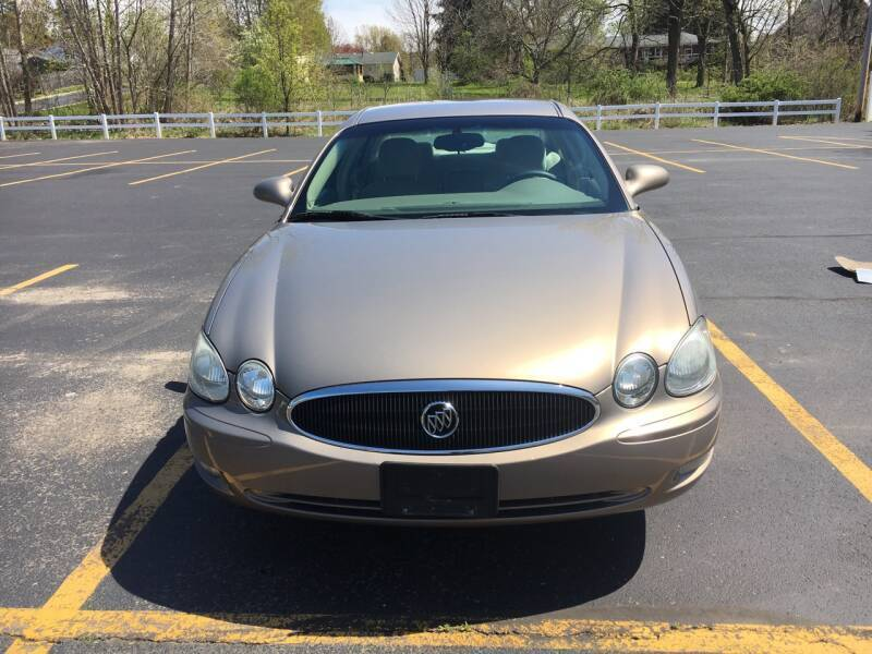 2006 Buick LaCrosse for sale at Middle Ridge Auto Sales in Amherst OH