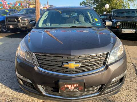 2015 Chevrolet Traverse for sale at Best Cars R Us in Plainfield NJ