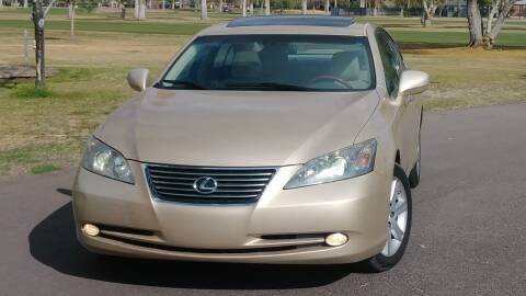 2007 Lexus ES 350 for sale at CAR MIX MOTOR CO. in Phoenix AZ