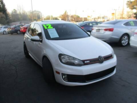 2012 Volkswagen GTI for sale at Quick Auto Sales in Modesto CA