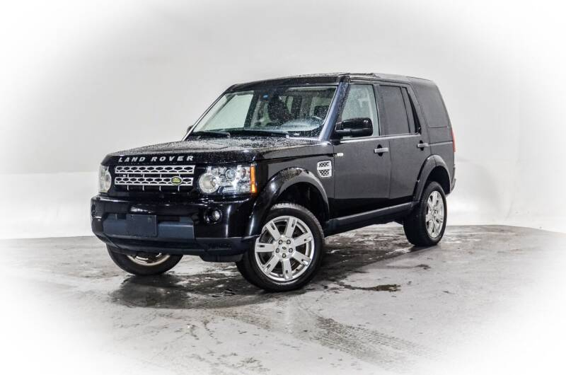 2011 Land Rover LR4 for sale at CarXoom in Marietta GA