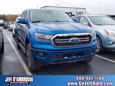 2019 Ford Ranger for sale at Jeff D'Ambrosio Auto Group in Downingtown PA