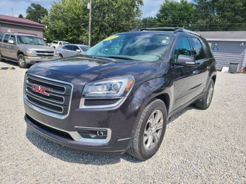 2015 GMC Acadia for sale at Davidson Auto Deals in Syracuse IN