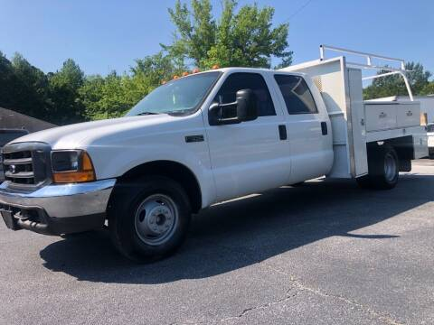 2000 Ford F-350 Super Duty for sale at GTO United Auto Sales LLC in Lawrenceville GA